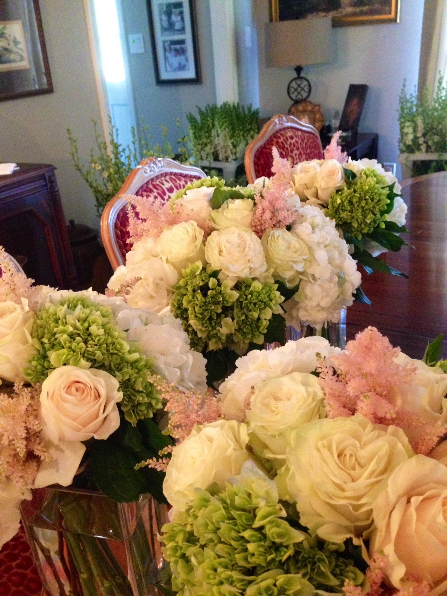 Mother's Day  Floral Pop Up Shop